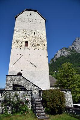 Nr. 2657 / 2017 / Schloss Sargans / 6000 x 4000 / JPG-Datei