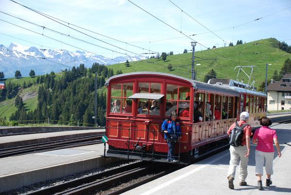 Nr. 2038 / 29.05.2011 / Rigi, Rigibahn/ 3872 x 2592 / JPG-Datei