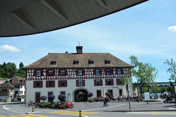 Nr. 322 / August 2014 / Schaffhaussen /6024 x 4008 / JPG/NEF-Datei