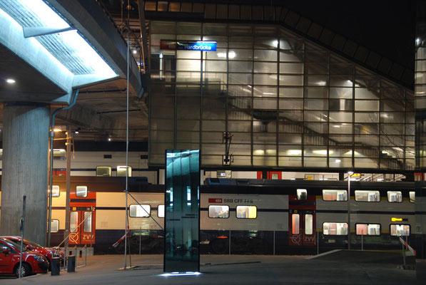 Nr. 110 / 04.03.12 / Zürich Bahnhof Hardbrücke / 3872 x 2592 / JPG-Datei