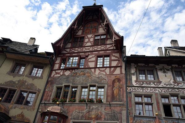 Nr. 126 / 13.06.2015 / Stein am Rhein/ 6016 x 4016 / JPG-Datei