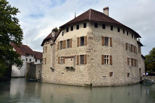 Nr. 2574 / 09.08.2014 / Schloss Hallwyl, Seengen / 6000 x 4000 / JPG-Datei