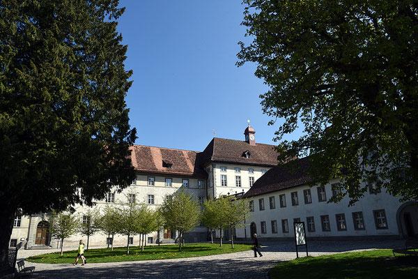 Nr. 3032 / 2016 / Kloster Einsiedeln / 6000 x 4000 / JPG-Datei