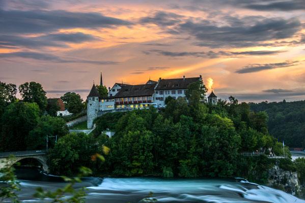 2020, Woche 35, Schloss Laufen