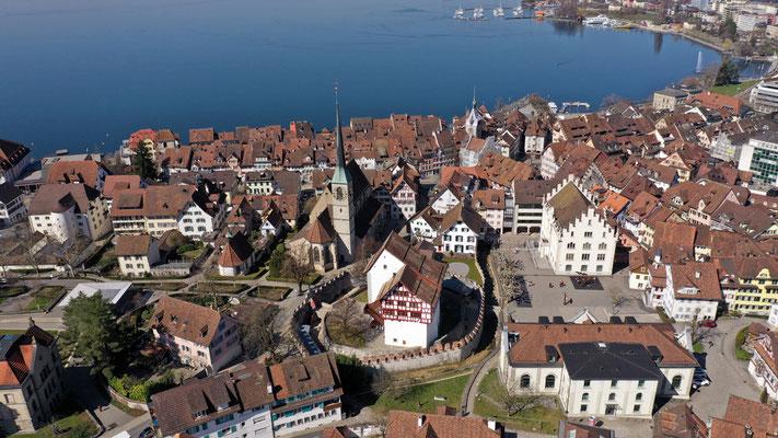 Nr. 302 / 2018 / Zug, Burg /6000 x 4000 / JPG-Datei