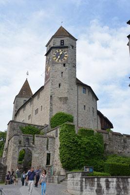 Nr. 2533 / 25.05.2014 / Schloss Rapperswil / 6000 x 4000 / JPG-Datei