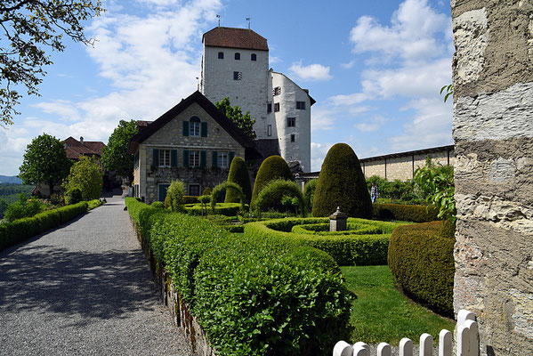 5180 / Woche 20 /Schloss Wildegg, Kanton Aargau