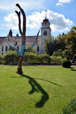 Nr. 3021 / 17.08.2014 / Kloster Rheinau / 6000 x 4000 / JPG-Datei