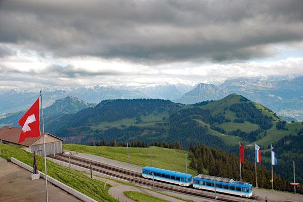 Nr. 2041 / 2014 / Rigi, Rigibahn Kulm / 3872 x 2592 / JPG-Datei