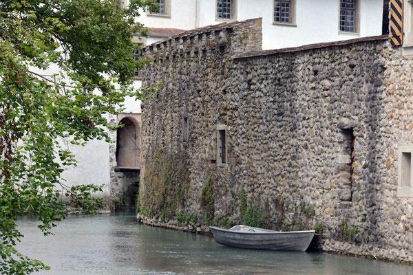 Nr. 2575 / 09.08.2014 / Schloss Hallwyl, Seengen / 6000 x 4000 / JPG-Datei