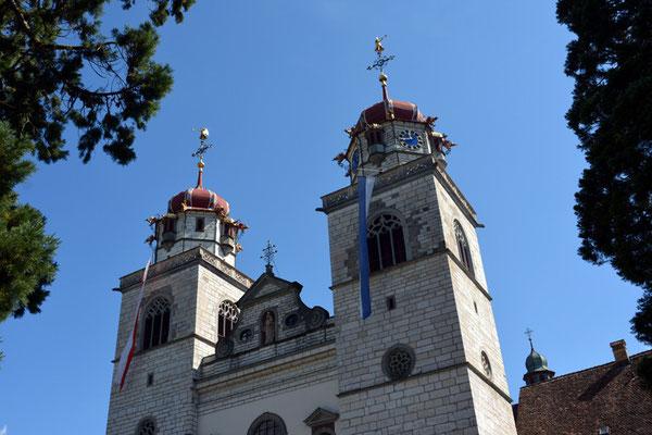 Nr. 3014 / 17.08.2014 / Kloster Rheinau / 6000 x 4000 / JPG-Datei