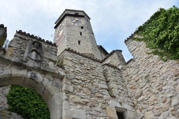 Nr. 2534 / 25.05.2014 / Schloss Rapperswil / 6000 x 4000 / JPG-Datei