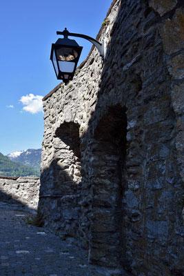 Nr. 2654 / 2017 / Schloss Sargans / 6000 x 4000 / JPG-Datei