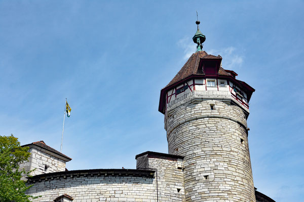 Nr. 2643 / 2014 / Burg, Munot / 6000 x 4000 / JPG-Datei / NEF Datei