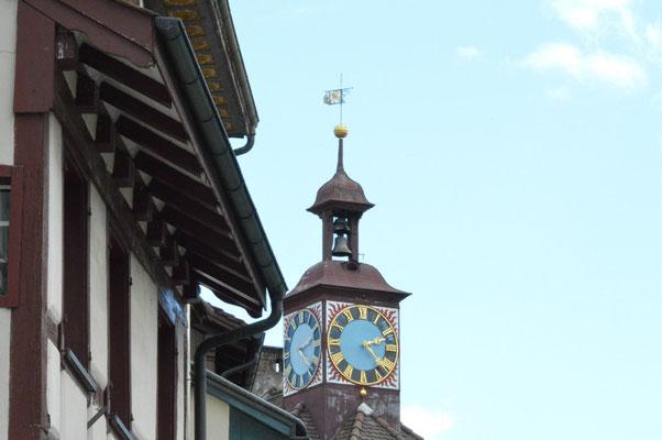 Nr. 118 / 26.08.2012 / Stein am Rhein, Rathausplatz / 6016 x 4000 / JPG-Datei