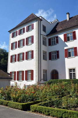 Nr. 3004 / 17.08.2014 / Kloster Rheinau / 6000 x 4000 / JPG-Datei