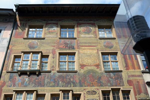 Nr. 303 / August 2014 / Schaffhaussen /6024 x 4008 / JPG/NEF-Datei