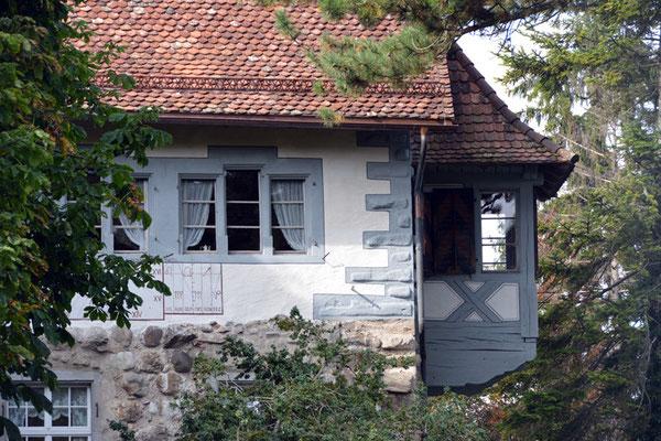 Nr. 2605 / 05.10.2014 / Schloss Wellenberg, Felben Wellhausen / 6000 x 4000 / JPG-Datei