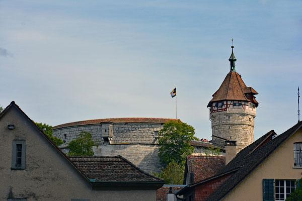 Nr. 2645 / 2014 / Burg, Munot / 6000 x 4000 / JPG-Datei / NEF Datei