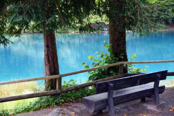 Nr. 345 / 2016 / Blausee / 6016 x 4016 / JPG-Datei