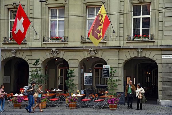 5131 /  Woche 31 / Bern, Gerechtikeitsgasse