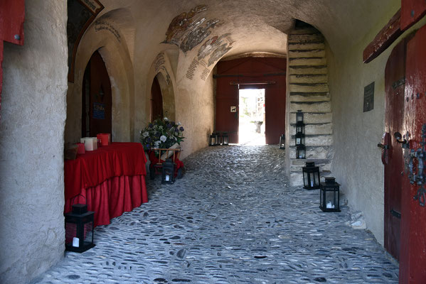 Nr. 2655 / 2017 / Schloss Sargans / 6000 x 4000 / JPG-Datei