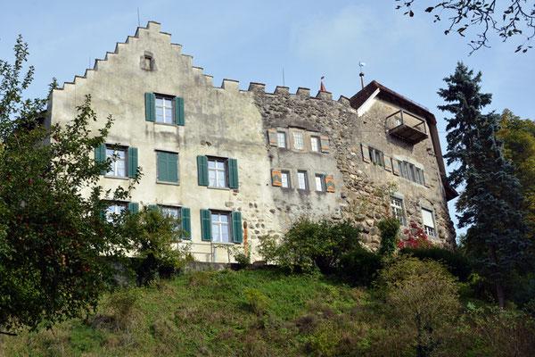Nr. 2600 / 05.10.2014 / Schloss Wellenberg, Felben Wellhausen / 6000 x 4000 / JPG-Datei
