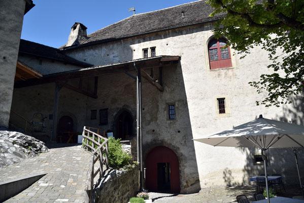 Nr. 2682 / 2017 / Schloss Sargans / 6000 x 4000 / JPG-Datei