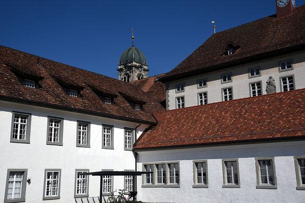 Nr. 3035 / 2016 / Kloster Einsiedeln / 6000 x 4000 / JPG-Datei