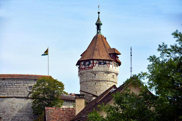Nr. 2644 / 2014 / Burg, Munot / 6000 x 4000 / JPG-Datei / NEF Datei