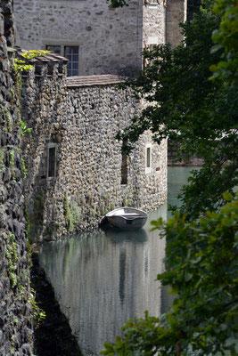 Nr. 2553 / 09.08.2014 / Schloss Hallwyl, Seengen / 6000 x 4000 / JPG-Datei