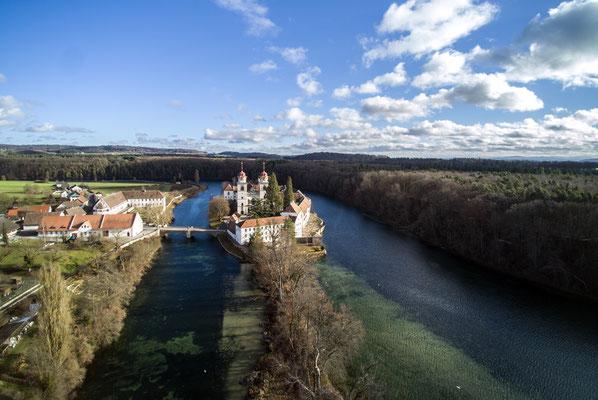 Nr. 3029 / 2017 / Kloster Rheinau / 6000 x 4000 / JPG-Datei