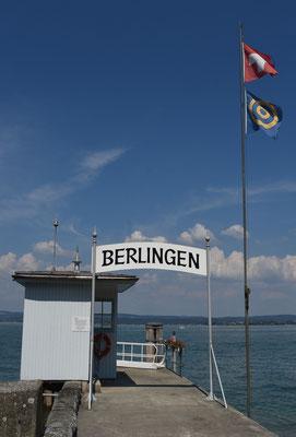 5334 / Wochenbild 34 / Schiffsteg Berlingen, Untersee