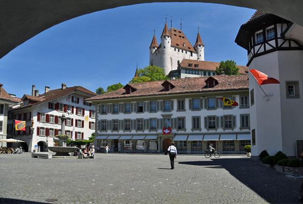 2020, Woche 23, Schloss Thun