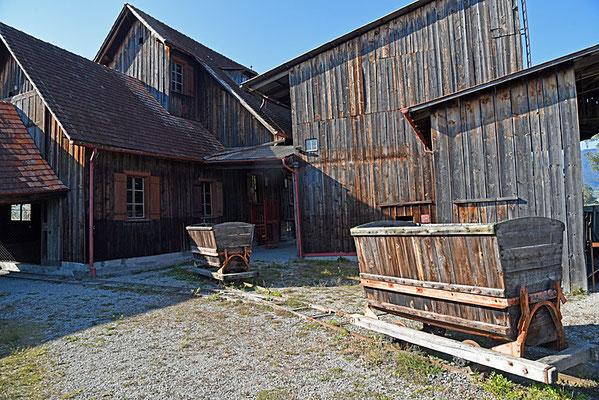 5141 / Woche 41 / Altstätten, Mühle Naturschutzgebiet Bannriet