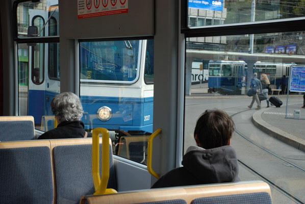 Nr. 2043 / 12.04.2008 / Zürich Central / 3872 x 2592 / JPG-Datei