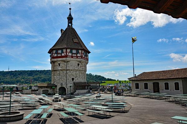 Nr. 2626 / 2014 / Burg, Munot / 6000 x 4000 / JPG-Datei / NEF Datei