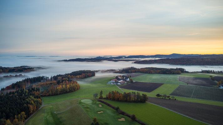 2020, Woche 44, Nebel über Winterthur