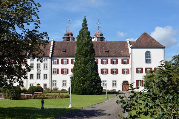 Nr. 3002 / 17.08.2014 / Kloster Rheinau / 6000 x 4000 / JPG-Datei