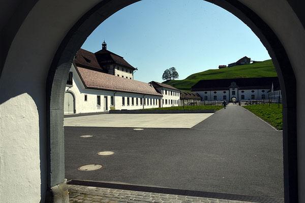 Nr. 3034 / 2016 / Kloster Einsiedeln / 6000 x 4000 / JPG-Datei