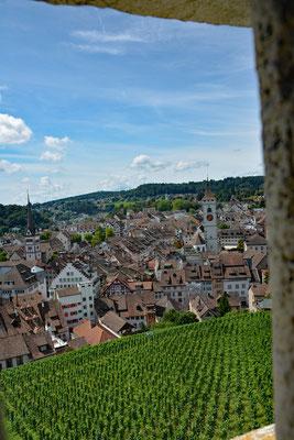 Nr. 2624 / 2014 / Burg, Munot / 6000 x 4000 / JPG-Datei / NEF Datei