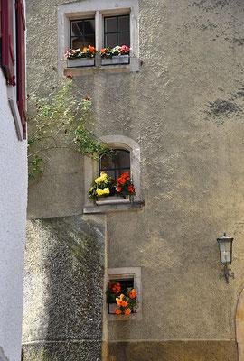 5231 / Woche 31 / Hausfassade in Kaiseratuhl AG