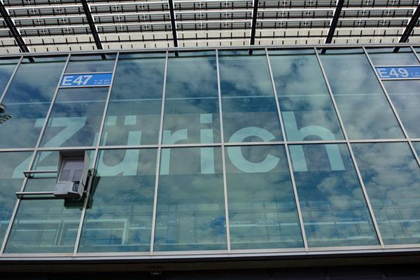 Nr. 5039 / Woche 39 / Flughafen Zürich / 6000 x 4000 / JPG-Datei