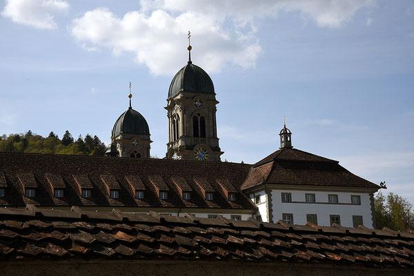 Nr. 3050 / 2016 / Kloster Einsiedeln / 6000 x 4000 / JPG-Datei