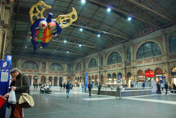 Nr. 114 / 10.03.12 / Zürich Haupt-Bahnhof  / 3872 x 2592 / JPG-Datei