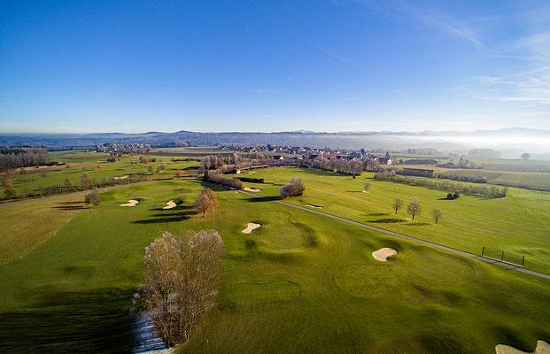 5150 / Woche 50 / Golfplatz bei Kleinikon ZH