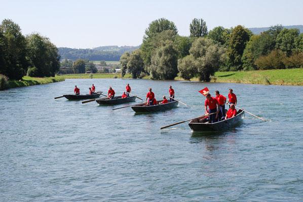 2519 / 15.08.2009 / Schlieren, Limmat, Training Sektionsfahren / 3872 x 2592 / JPG-Datei