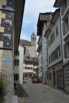 Nr. 2545 / 25.05.2014 / Schloss Rapperswil / 6000 x 4000 / JPG-Datei