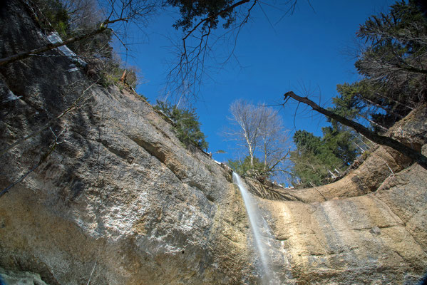 2019, Woche 8, Greiselgubel-Wasserfall bei Fischenthal