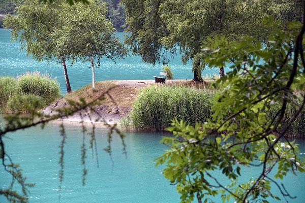 313 / 11.07.2015 / Lungernsee, Blick Richtung West / 6016 x 4016 / JPG-Datei